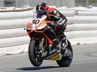 Superbikes Estados Unidos 2013: Sylvain Guintoli consigue su primera superpole en el momento clave