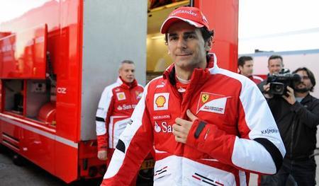 Pedro de la Rosa: el simulador de Ferrari está obsoleto