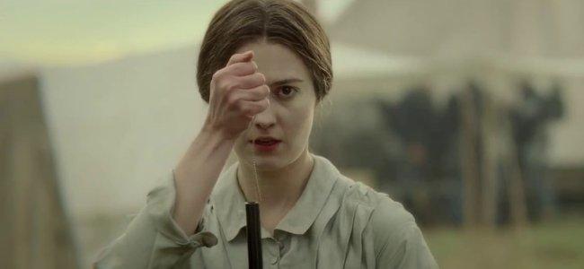 Mary Elizabeth Winstead en una escena de la película