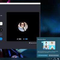 Cómo hacer una videollamada grupal en Windows 10 desde la barra de tareas, rápidamente y sin tener que registrar una cuenta