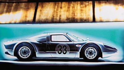 Porsche 904 Carrera GTS, o cómo un coche de carreras dio lugar a un deportivo de calle