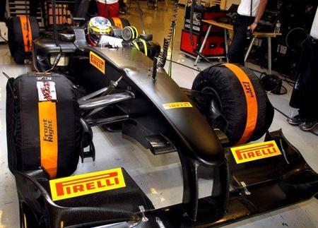 Pirelli quiere a Pedro De la Rosa para sus tests de abril