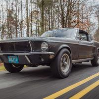 El Ford Mustang de Bullitt original pisará Europa por primera vez en Goodwood