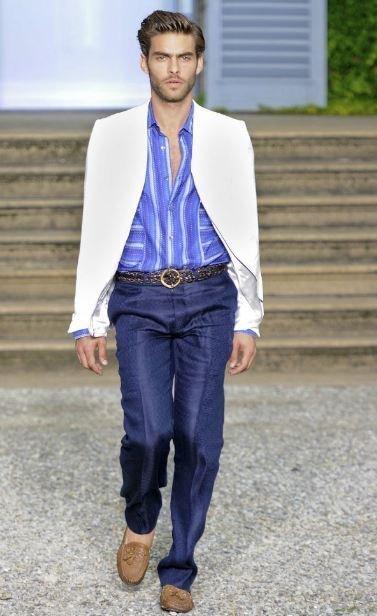 Moda para hombres: y el más elegante es...