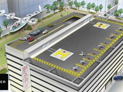 Uber quiere crear coches voladores y competirá con Google y Airbus en ese ambicioso segmento