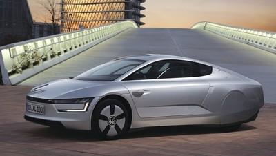 Si pudieras, ¿te comprarías un Volkswagen XL1 por 111.000 euros?