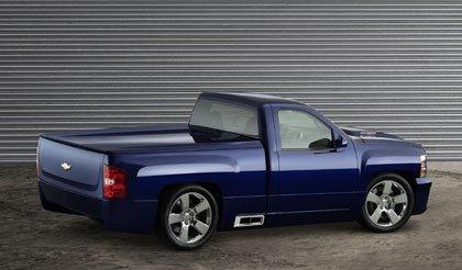 Chevrolet Silverado 427 Concept