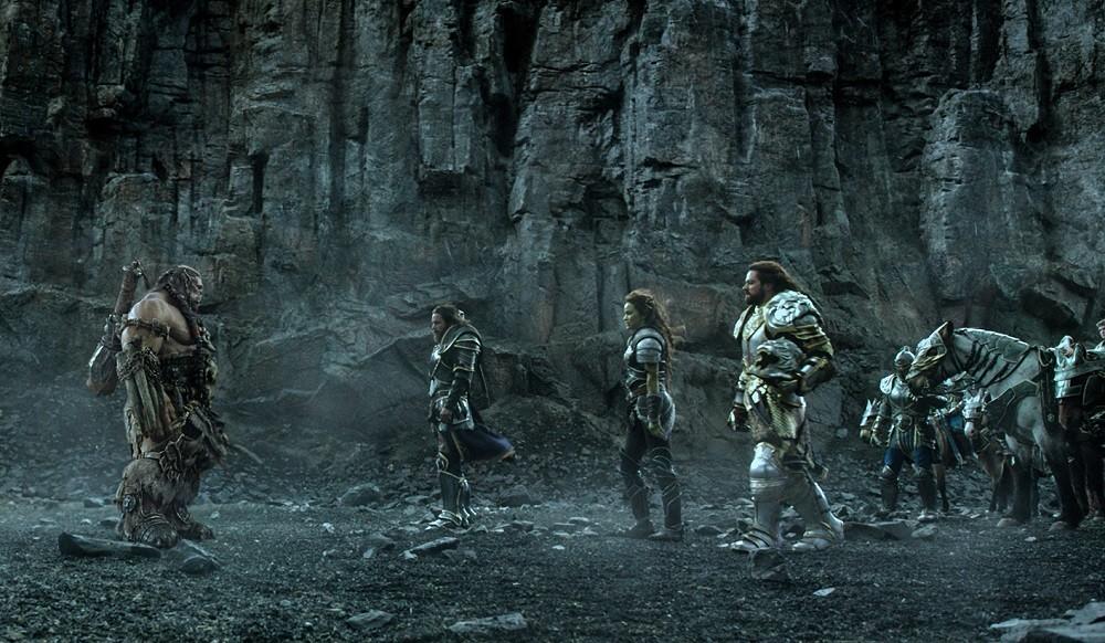 Escena Pelicula Warcraft El Origen