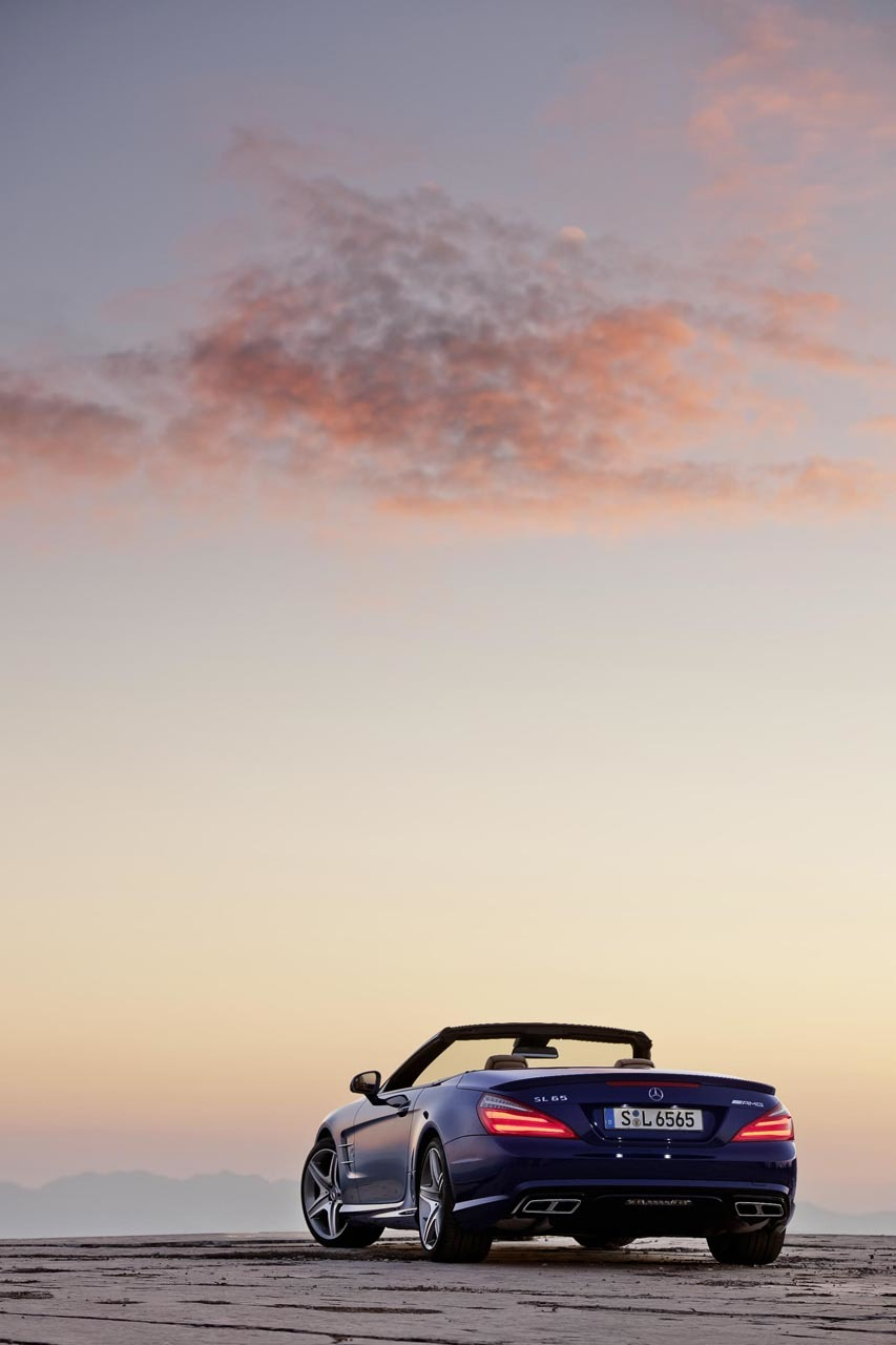 Foto de Mercedes-Benz SL 65 AMG (2/13)