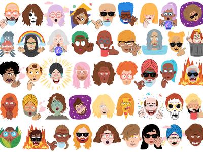Cómo crear tus propios stickers en Google Allo a partir de un selfie [APK]