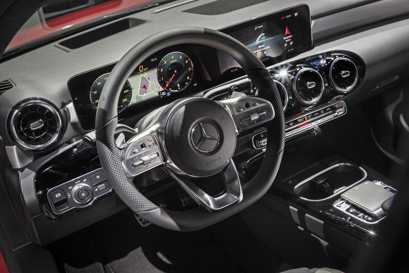 Foto de Mercedes-Benz Clase A 2018 - presentación (8/114)