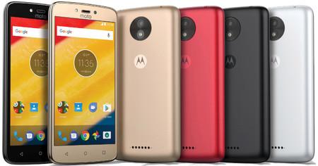 Moto C es real, y podría ser el smartphone más económico y con menores especificaciones que Motorola venderá en México