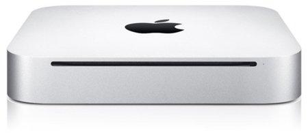 Nuevos Mac mini con diseño unibody de aluminio