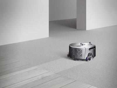 El primer robot aspirador de Dyson no te dejará indiferente