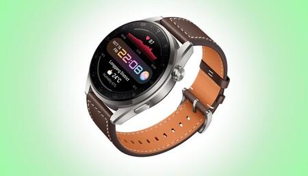 Huawei Watch 3 y Huawei Watch 3 Pro, los primeros relojes con HarmonyOS son potentes y mucho más completos