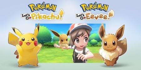 Pokémon Let's Go!, el nuevo título que llegará este año al Switch es todo lo que los entrenadores alguna vez soñaron