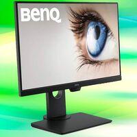 ¿Aún buscando monitor para teletrabajar? MediaMarkt te deja un modelo profesional como el BenQ GW2480T por sólo 144 euros