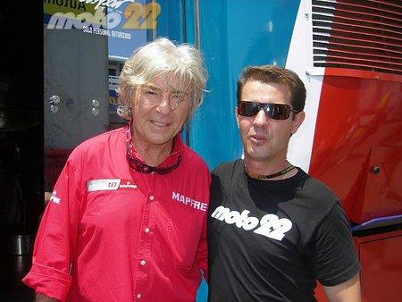 Angel Nieto GP Catalunya 2010