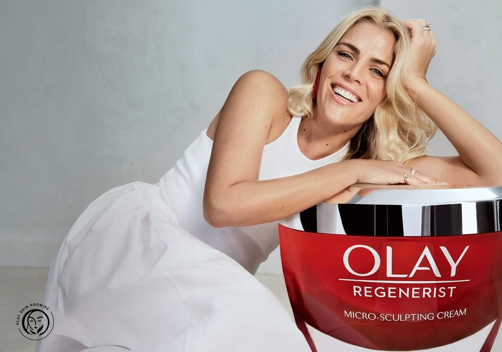 Olay se suma al body-positive y ofrece no retocar mas su publicidad: así es su 1ª campaña libre de Photoshop