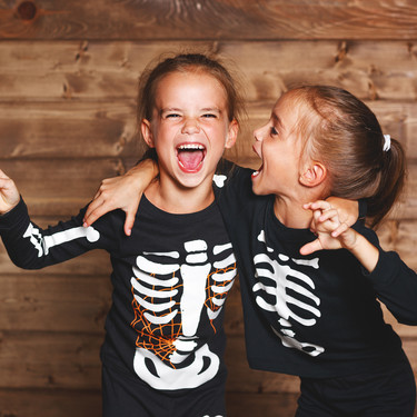15 ideas de disfraces de Halloween en grupo para hermanos o para toda la familia