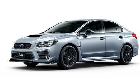 Subaru WRX S4 STI Sport #, la última (ahora sí) edición especial del deportivo japonés