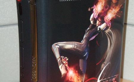 Presentada la Xbox 360 de 'Bayonetta'