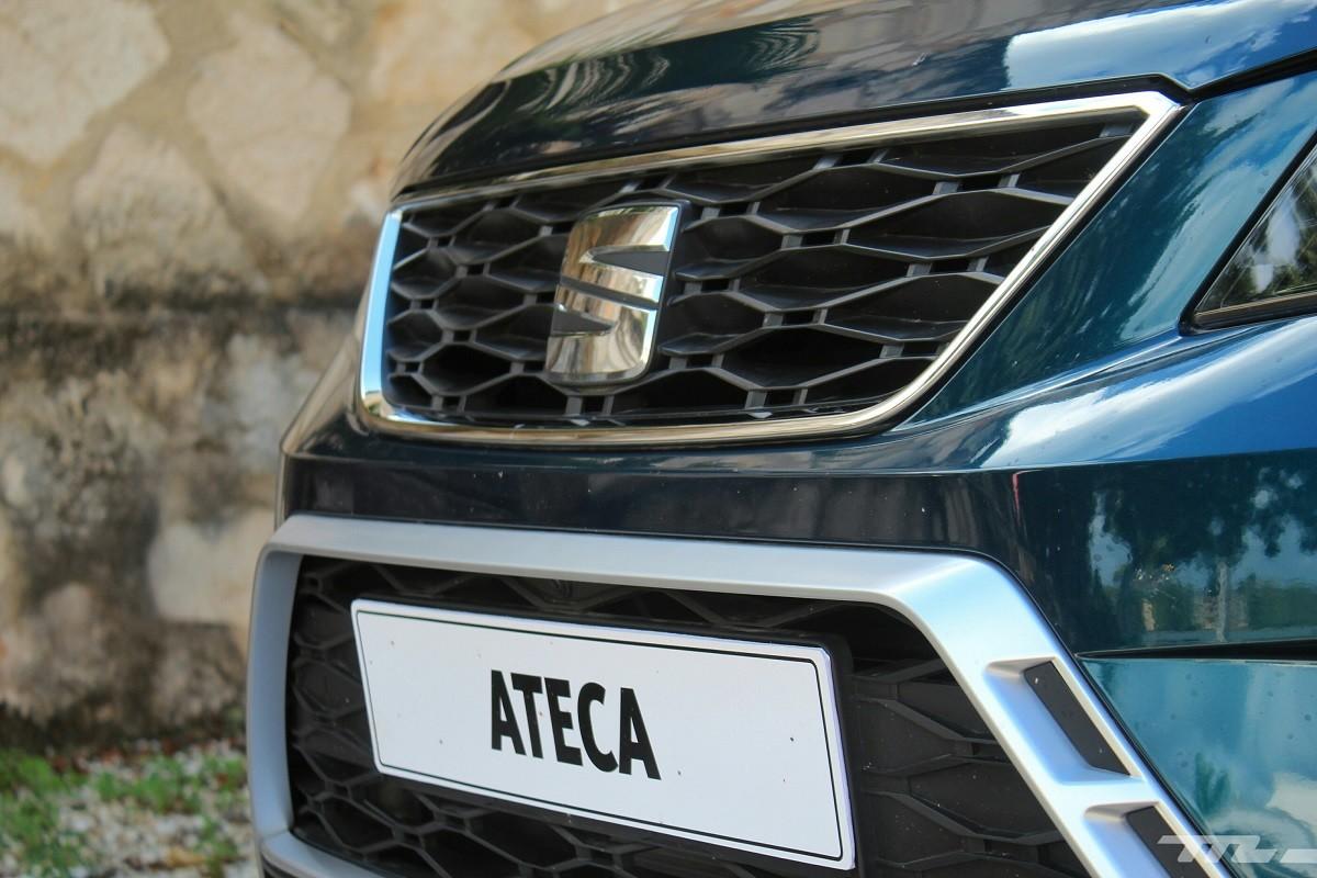 Foto de SEAT Ateca 2017 (12/20)
