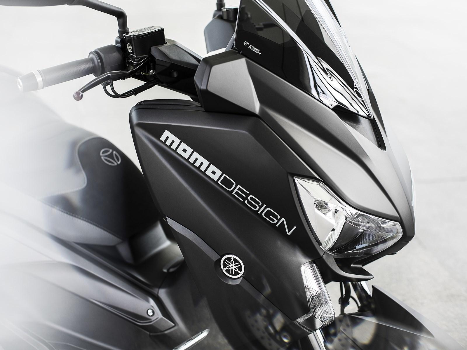 Foto de Yamaha X-MAX 400 MOMODESIGN, estudio y detalles (33/33)