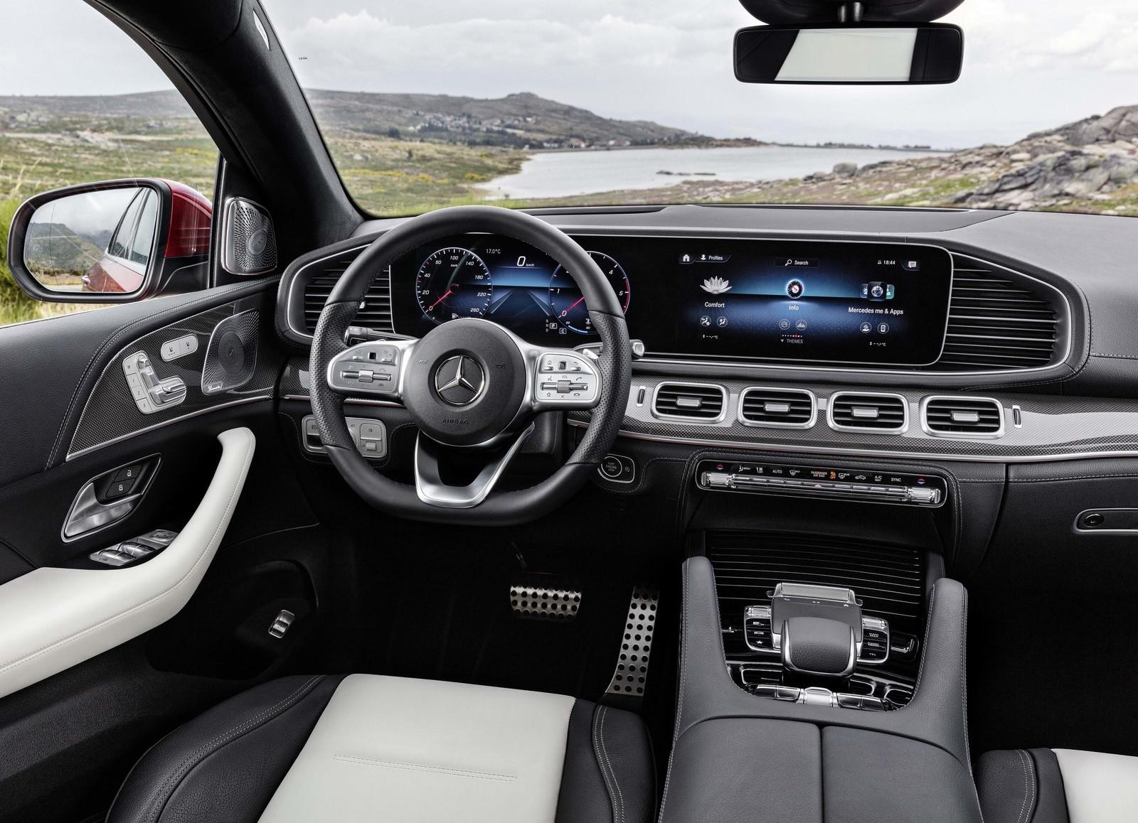 Foto de Mercedes-Benz GLE Coupé (10/11)