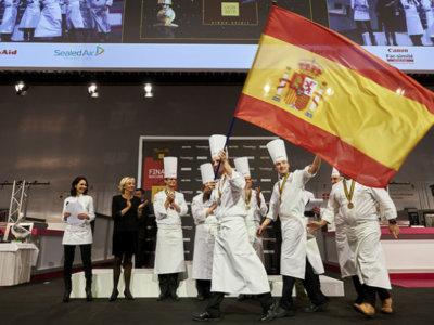 Todo listo para elegir al cocinero español que participará en el Bocuse D'Or en 2016