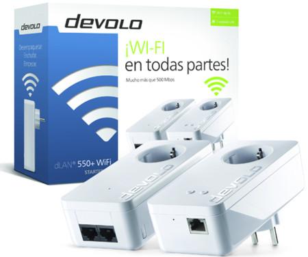 devolo presenta en el IFA el dLAN 550+ Wi-Fi, su PLC más reciente