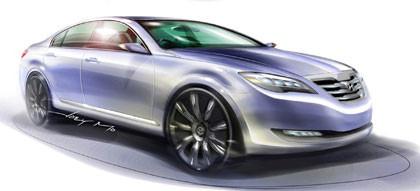 Hyundai Concept Genesis, novedad en el salón de Nueva York