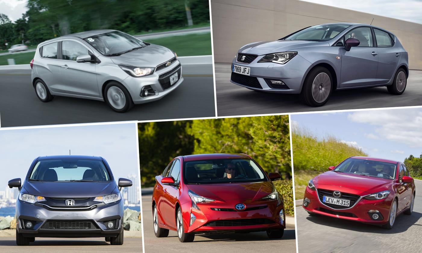 Estos son los 38 autos que menos contaminan, a la venta en