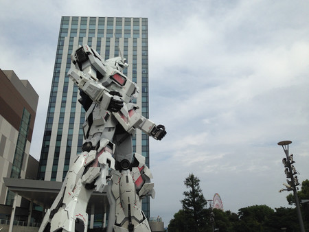 Unicorn Gundam Japon 8