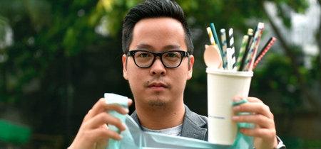 La famosa bolsa biodegradable que se puede beber no sirve para nada