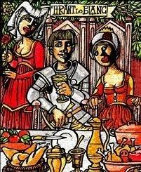 """I Jornadas Gastronómicas de Cocina Medieval y Renacentista, """"A la mesa con Tirante el Blanco"""""""