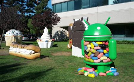 ¿Qué nombre le darías a la siguiente versión de Android? Sí, Google nos dejará hacerlo