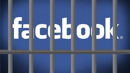 Facebook entre rejas