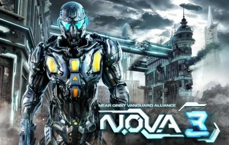 N.O.V.A 3 estará por llegar esta semana para Windows Phone 8