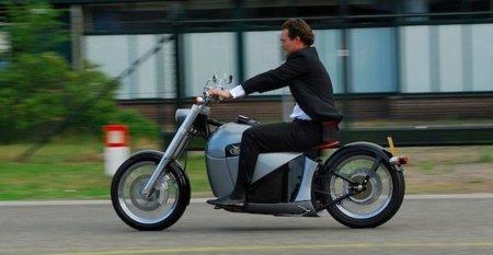 Orphiro, la moto eléctrica mejor diseñada