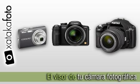 El visor de tu cámara fotográfica