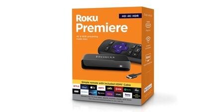 Roku Premiere está en uno de sus precios más bajos de Amazon México: disfruta servicios de streaming en 4K y HDR por 889 pesos