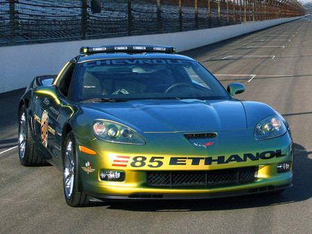 Chevrolet Corvette Z06 Indy Pace Car