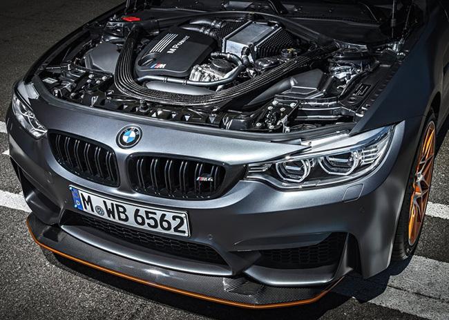 Foto de BMW M4 GTS (18/19)