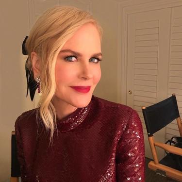 Nicole Kidman vuelve a casa de su madre en Australia a los 53 años