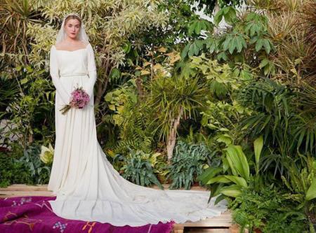 Analilen, la firma de vestidos de novia e invitada de Lourdes Montes, dispara sus ventas