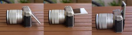 Fujifilm X A10 Mosaico