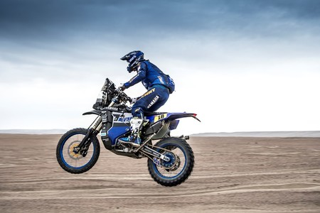 Xavier De Soultrait Dakar 2019