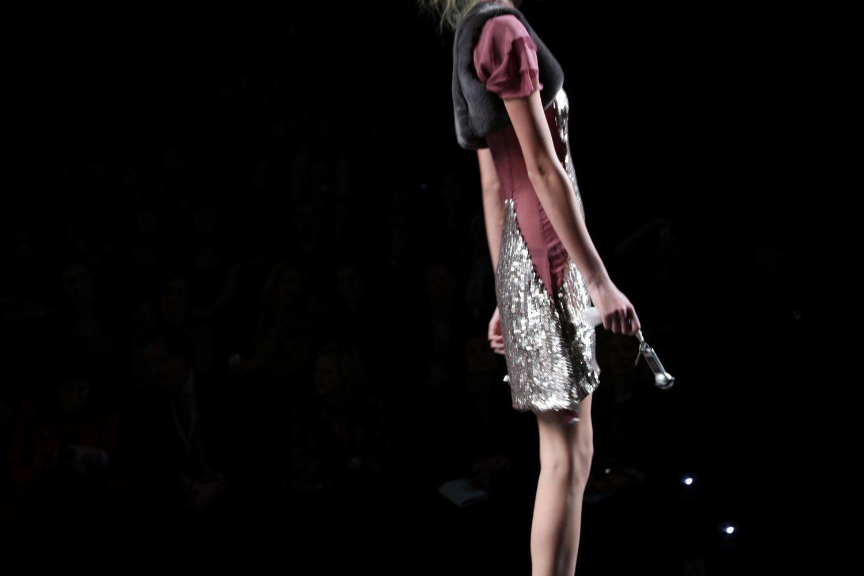 Foto de Alma Aguilar en la Cibeles Madrid Fashion Week Otoño-Invierno 2011/2012 (115/126)