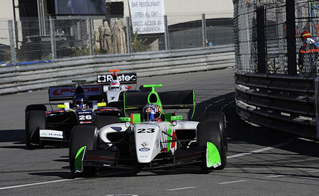 Carlos Sainz Jr repetirá en la Fórmula Renault 3.5 el próximo fin de semana en Spa-Francorchamps